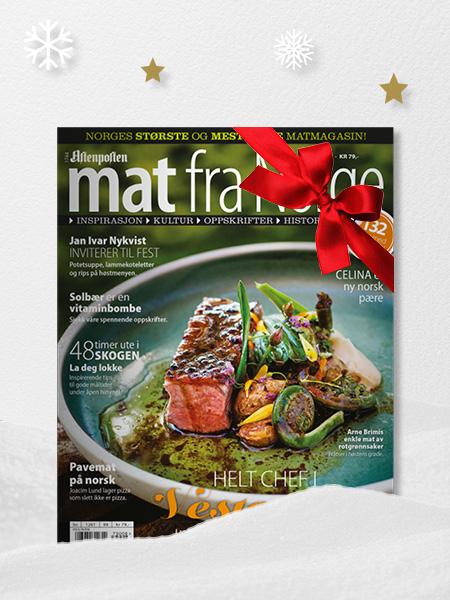 Mat fra Norge - Julegave