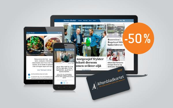 Kjøp Aftenbladet Digital