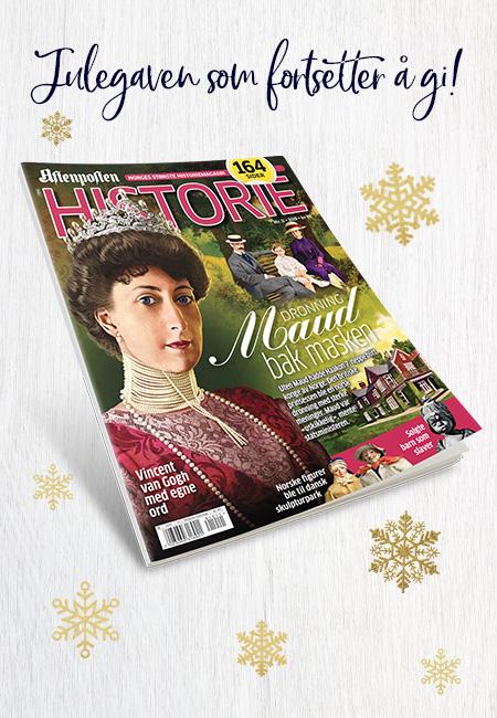 Aftenposten Historie – Julegave