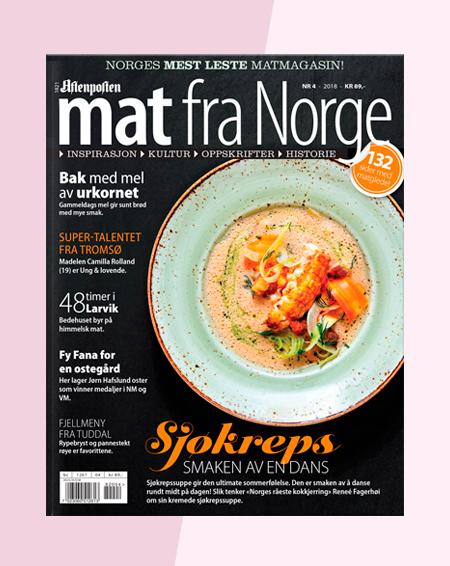 Mat fra Norge