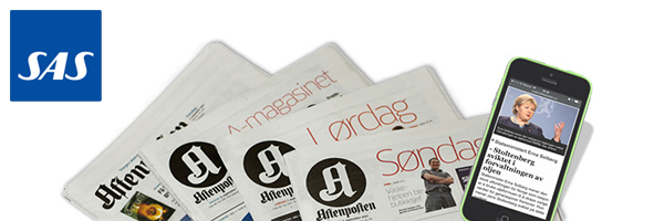 Aftenposten | SAS EuroBonus