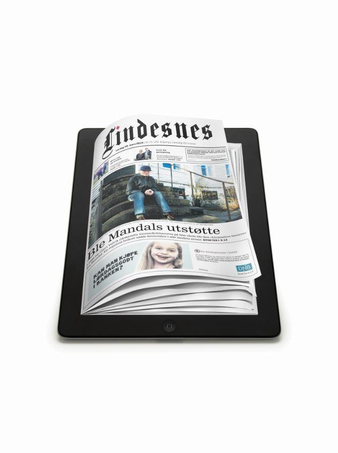 Kjøp Lindesnes Digital