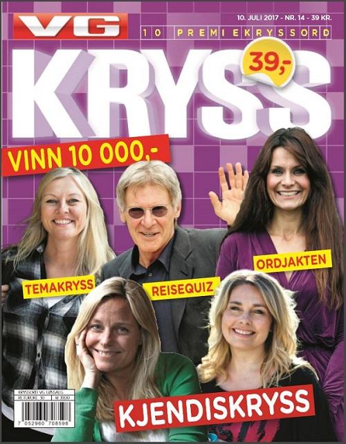 Bestill VG Kryssord